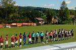 Magic Cup 2017 v Loučovicích, Vyšším Brodě a Dolním Dvořišti