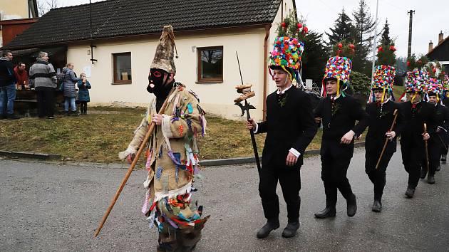 V sobotu se uskutečnilo masopustní veselí i v Komařicích.