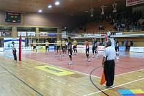 Volejbalisté uctili památku Milana Žáka