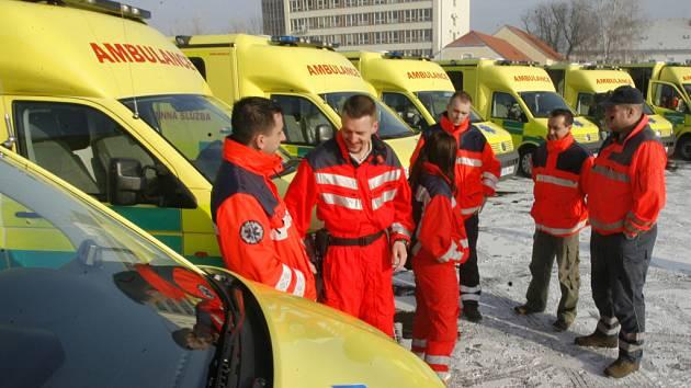 Jihočeská záchranná služba má od prosince nové a moderní vozy.