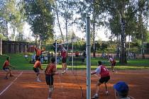 Volejbal na antuce je českou specialitou