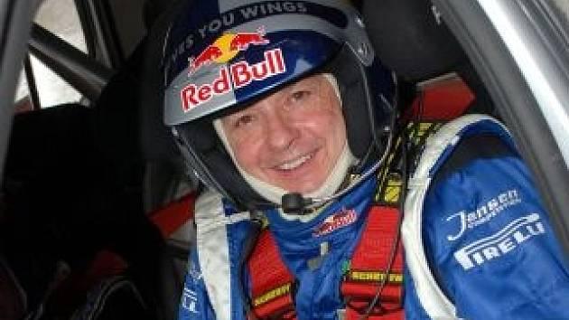 Vyhraje Rallye Freistadt počtvrté?