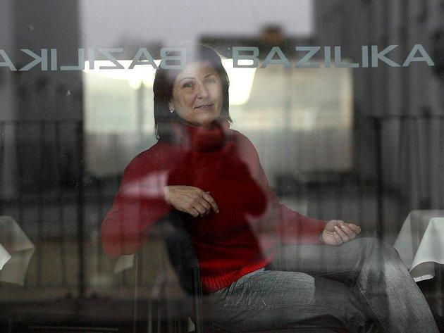 Eva Čepičková, ředitelka českobudějovické kulturní společnosti Bazilika, je přesvědčena, že skutečným důvodem výpovědi z prostor v centru IGY dluhy nejsou. Myslí si, že firma CPI, kterou ovládá miliardář Radovan Vítek, potřebuje sál na pořádání kongresů.