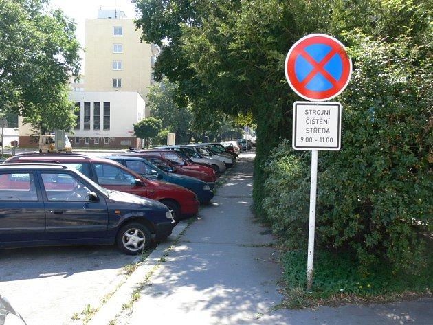 Ulice L. M. Pařízka
