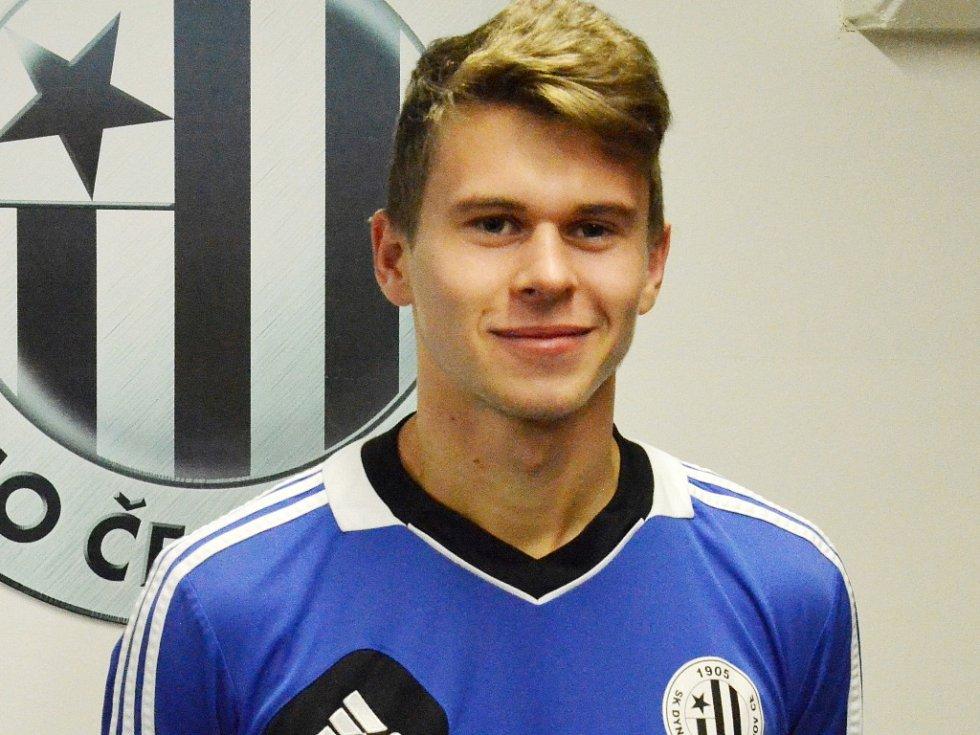 Filip Hašek by v Dynamu chtěl hrát o postup do první ligy.