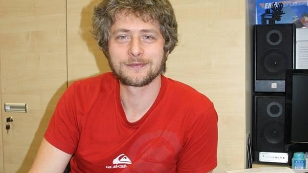 Vladimír Žlábek.