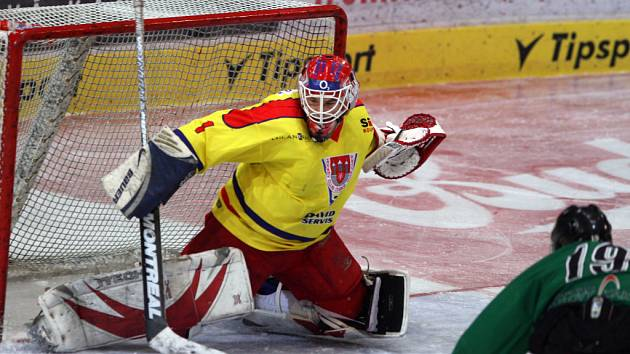 Tomáš Klestil inkasoval v 1. minutě, kdy ho překonal Liška, dalších 34 střel ale kryl a HC ČB vyhrál v Liberci 3:1!