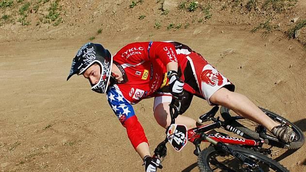 Jan Svoboda z Cyklo Teamu Jiřička úspěšně reprezentoval na Evropském poháru
