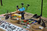Připomenout si, jak pod rukama kovářů vznikají podkovy i různé umělecké předměty, mohli o víkendu návštěvníci Kovářský dnů na Buškově hamru.