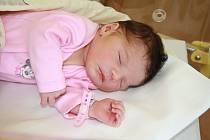 Aneta Uhrová se narodila v prachatické nemocnici 23. srpna ve 4.30 hodin, při narození vážila 3170 gramů. Rodiče Lucie Netáhlová a Jan Uher ji budou vychovávat v Javornici.