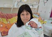 Michal Kubát z Týna nad Vltavou. Syn Jany a Roberta Kubátových se narodil 10. 4. 2018 v 16.21 h, vážil 2,8 kg a měřil 49 cm. Doma se na něj těšili bráškové Filip (6) a Lukáš (3).