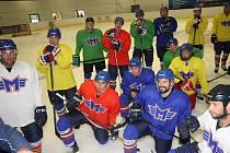 Hokejisté Motoru odehráli první přípravné utkání. V Plzni prohráli 1:2
