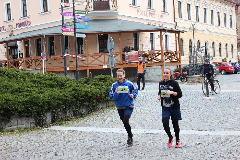 V neděli patřila Hluboká nad Vltavou sportovcům. Dopoledne vyběhli na 5 nebo 10 km dlouhou trať krosového běhu, odpoledne odstartoval canicrossový závod pro běžce se psy.