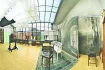 Museum Fotoateliér Seidel v Českém Krumlově získalo hlavní cenu za Muzejní počin roku v prestižní soutěži Gloria Musaealis. Je to již jeho druhý úspěch. Na snímku první patro muzea, kde může mít návštěvník pocit, že čas se tam zastavil v minulém století