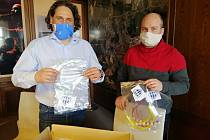 Fotbalisté FC MAS Táborsko pomáhají městu