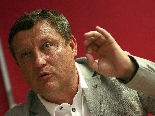 Jiří Kotrba se v Dynamu vrátil do křesla generálního manažera.