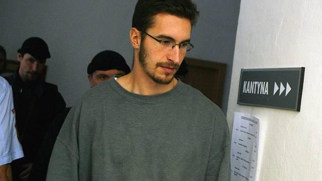 Před dvěma lety  zastřelil Jan Heidinger (na snímku) svou matku Janu a nevlastního otce Pavla Malhockého.