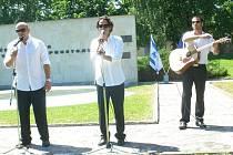 Izraelská kapela Hava Nagilla band zahrála na jihu Čech.