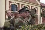 Ve vojenský výcvikový prostor v Británii se proměnil písecký hřebčinec.