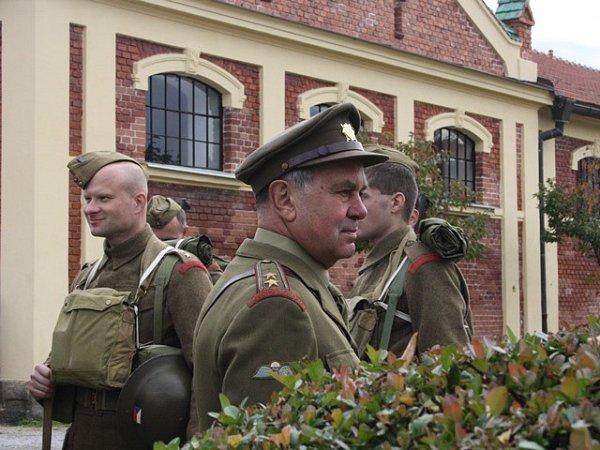 Ve vojenský výcvikový prostor vBritánii se proměnil písecký hřebčinec.