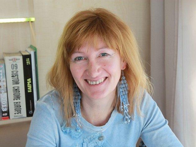 Irena Kovářová.