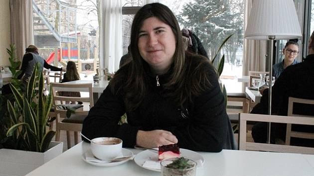 Martina Balzarová.