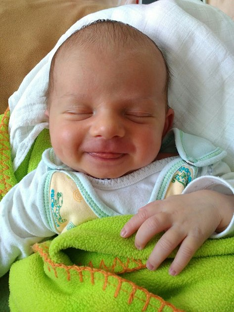 Štěpánek Heller přišel na svět 18. 10. 2017 krátce před půlnocí. Vážil 3,24 kg. Se svými rodiči, Vendulkou a Štěpánem, žije v Českých Budějovicích.