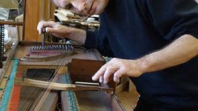 Martin Pühringer cembala umí!