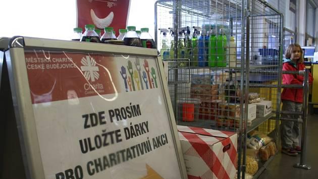 Národní sbírka potravin. České Budějovice.