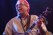 Hvězdou festivalu Folková růže bude americký banjista Tony Trischka.
