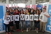 Kabelkový veletrh Deníku 2019. Na podporu talentovaných dětí na jihu Čech půjde částka 200 100 korun.