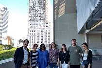 Zástupci Jihočeské univerzity navštívili v listopadu 2019 kvůli spolupráci vysokých škol Argentinu.
