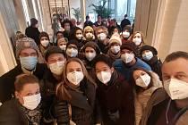 Filharmonici se v Číně potýkali s dýchacími problémy. Vrátili se ale nadšení.