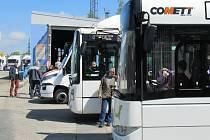 Ilustrační foto táborský dopravce Comett Plus.