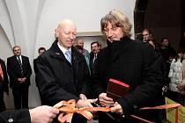 Husitské muzeum v Táboře otevřelo nové stálé expozice. Nabízí nejen archeologické exponáty, ale také komiksy