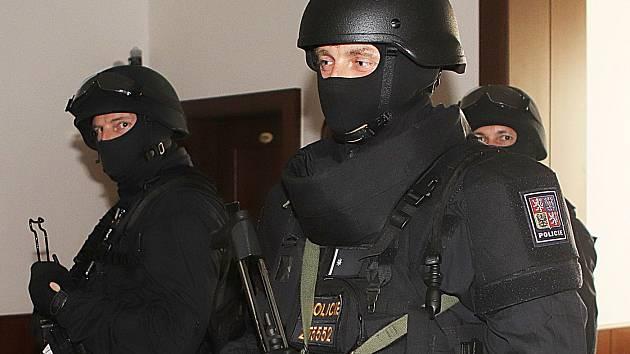 Soud s Lukášem Hajným pokračuje u Krajského soudu v Českých Budějovicích