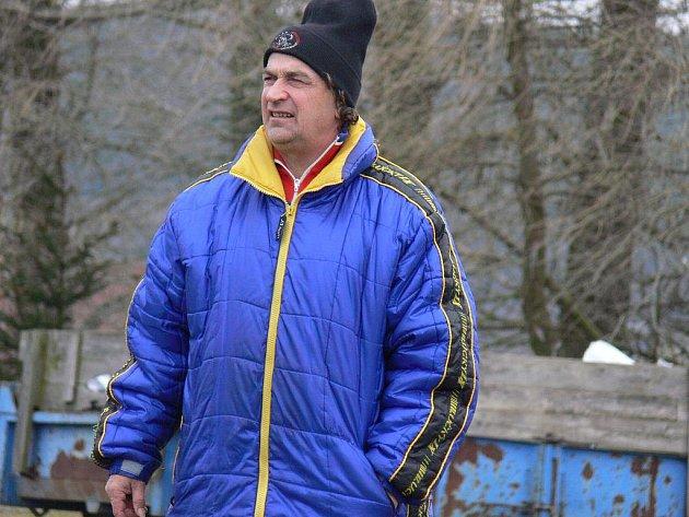 Ředitel zimního turnaje zve na umělou trávu do Borovan fotbalové týmy z nižších soutěží.