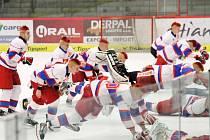 Starší dorost HC ČB porazil na domácím ledě Třinec 4:3.