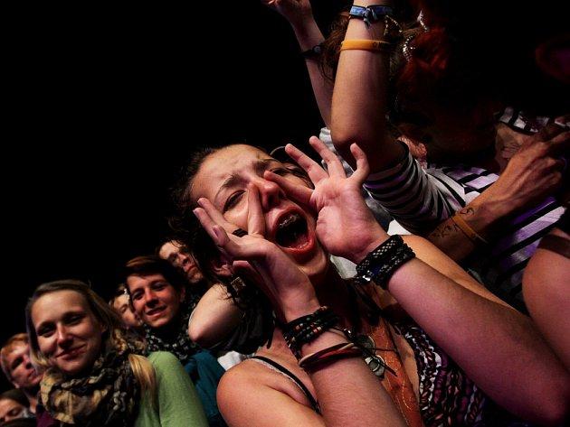 Táborský festival Mighty Sounds dostal pokutu 360 000 korun. Podle hygieniků významně překročil hlukové limity. Snímek z loňského ročníku.