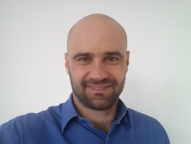 Petr Holba, ředitel DK Metropol