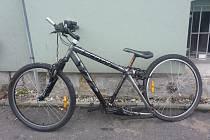 Nalezené kolo čeká na majitele.
