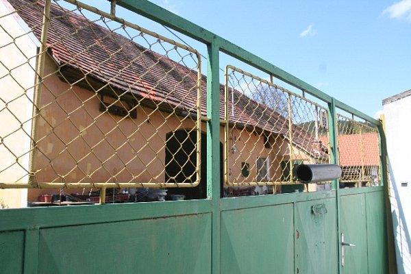 Dům, vněmž filmová postava Konopníková bydlela.
