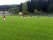 Magic Cup Šumava nabízí krásné zápasy.