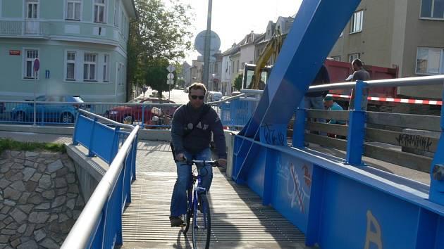Modrý most. Ilustrační foto