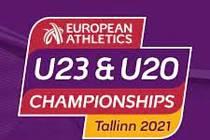 Logo šampionátu v Tallinnu.