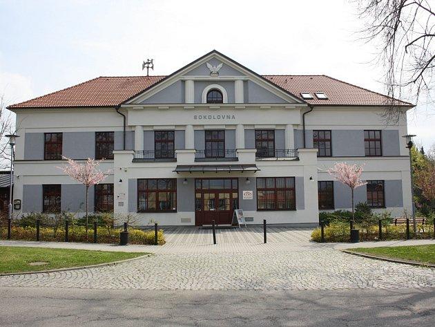 Sokolovna v Týně nad Vltavou dnes.