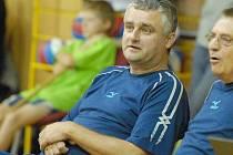 Trenér a manažer Fatry Zlín Roman Macek by rád odjížděl z jihočeské metropole po dvou utkáních čtvrtfinále alespoň s jedním vítězstvím.