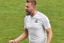 Trenér David Horejš mohl být v Praze spokojen, fotbalisté Dynama v poháru roli favorita zvládli a Vltavín porazili 4:1.