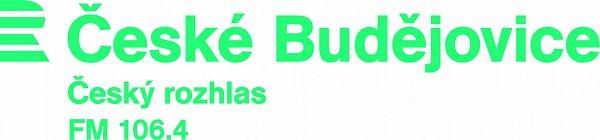 Logo Českého rozhlasu České Budějovice.