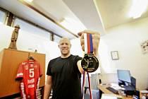 Robert Mifka by rád přispěl svojí prací v Jihostroje k zisku medaile
